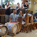 Tahitian Drum Workshop with Aaron Sencil